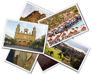 Gran Canaria Collage