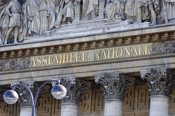 Assemblée Nationale , Paris
