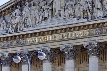 Assemblée Nationale , Paris
