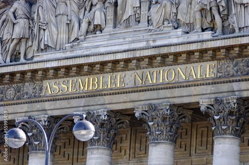 Assemblée Nationale, Paryż