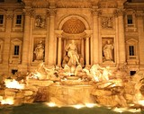 Trevi Fountain, Rome, Italy © Arena Photo UK