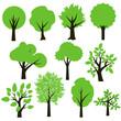 Trees set - 55996263