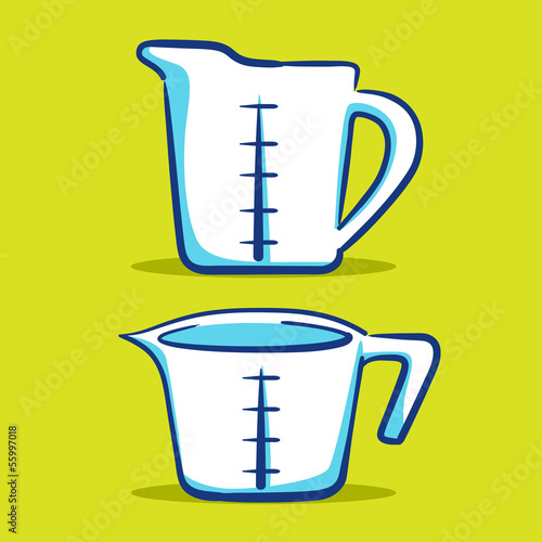 Measuring Cup - Blue Series