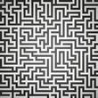 Vector illustration of maze, labyrinth