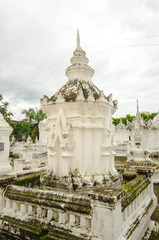 Tombs of Nobleman in Lanna Period of Thailand