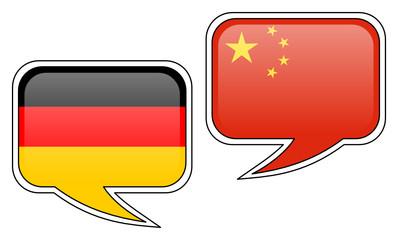Deutsch-Chinesische Gespräche