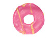 pink party ring biscuit
