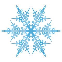Eisblume, Schneekristall, Eis, Symbol, Zeichen, Winter, Schnee