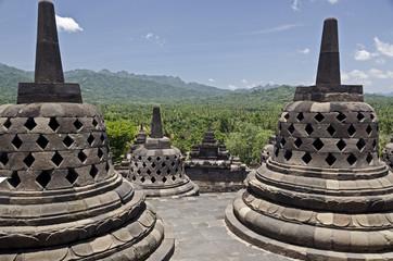 Java, Tempelanlage von Borobodur