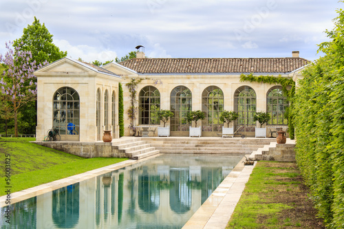 Luxury villa with swimming pull in Gironde, France