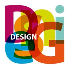 Vector Design. Broken text