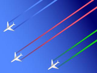 Airplanes three