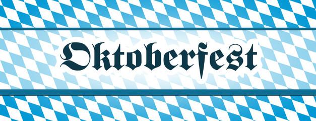 Oktoberfest, Banner, Panorama, Hintergrund, Muster, Horizontal