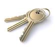3D three keys