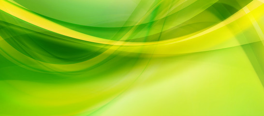abstract wavy background, banner