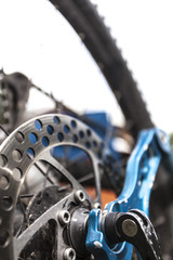 Mountainbike disc brake