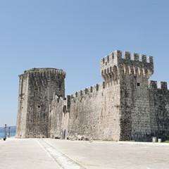 Castillo de Kamerlengo, Trogir, Croacia