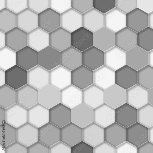 Honeycomb Structure Background 3 #Vector