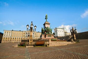 Senate Square,Helsinki, Finland.