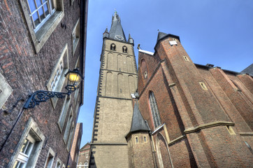 St Lambertus Church Dusseldorf