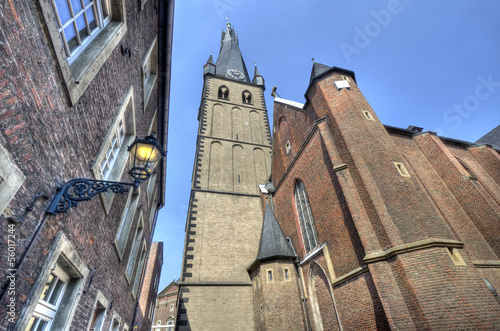 St Lambertus Church Dusseldorf