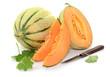 Cantaloupe, Messer