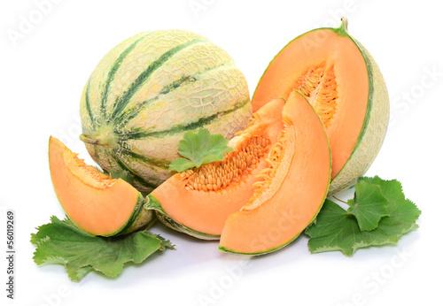 Früchte, Blätter