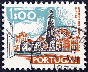 Clerigos Tower, Porto (Portugal 1972)
