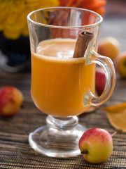 apple hot drink