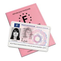Ancien et nouveau permis de conduire français