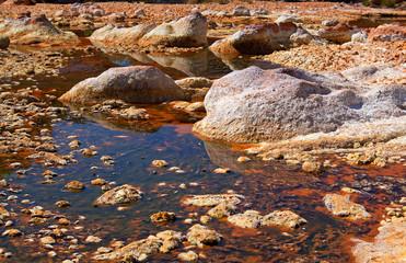 acidic rio Tinto
