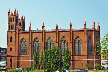 Berlino,  Friedrichswerdersche Kirche