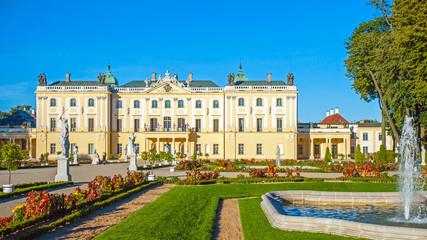 Branickis Palace Bialystok