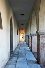Vittorio Veneto,portici