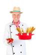 Italian cook