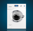 Kitchen - Washing machine