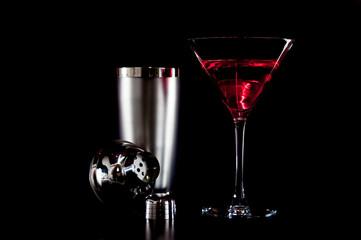 cocktail rojo