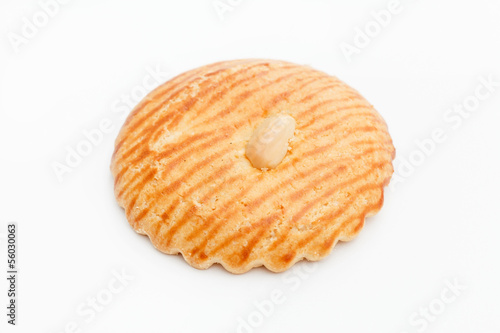cookie with almond