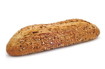 seed brown baguette