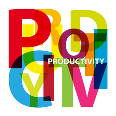 Vector Productivity. Broken text