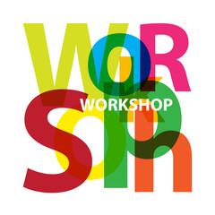Vector Workshop. Broken text