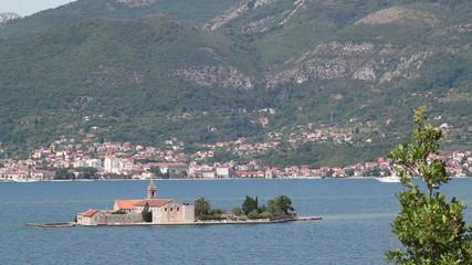 "view of the Bay of Kotor (""Boka Kotorska""), Montenegro"