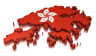 Hong Kong (clipping path included)