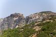 Греция. Метеоры. Монастыри на скалах