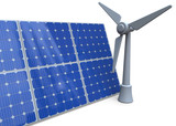 RENEWABLE ENERGY - 3D