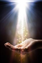 Tro faller på din hand