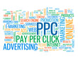 """PPC"" Tag Cloud (website pay per click marketing advertising)"