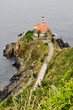 Lighthouse of Cudillero, Asturias (Spain)