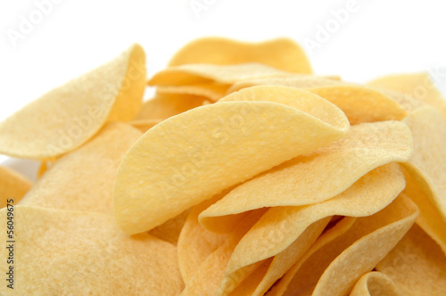 low fat potato chips