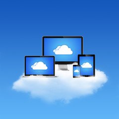All Devices on Cloud Computing Network